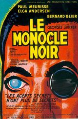 Le Monocle noir - Film (1961)