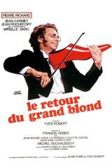Le Retour du grand blond - Film (1974) streaming VF gratuit complet