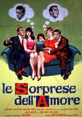 Le Sorprese dell'Amore - Film (1959) streaming VF gratuit complet