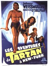 Les Aventures de Tarzan à New-York - Film (1942) streaming VF gratuit complet