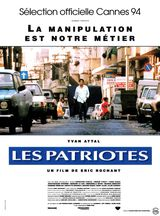 Les Patriotes - Film (1994) streaming VF gratuit complet