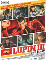 Lupin III : The First - Long-métrage d'animation (2020)