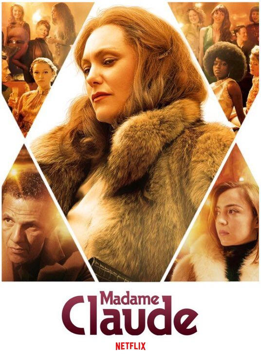 Voir Film Madame Claude - Film (2021) streaming VF gratuit complet