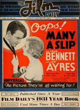 Many a Slip - Film (1931)