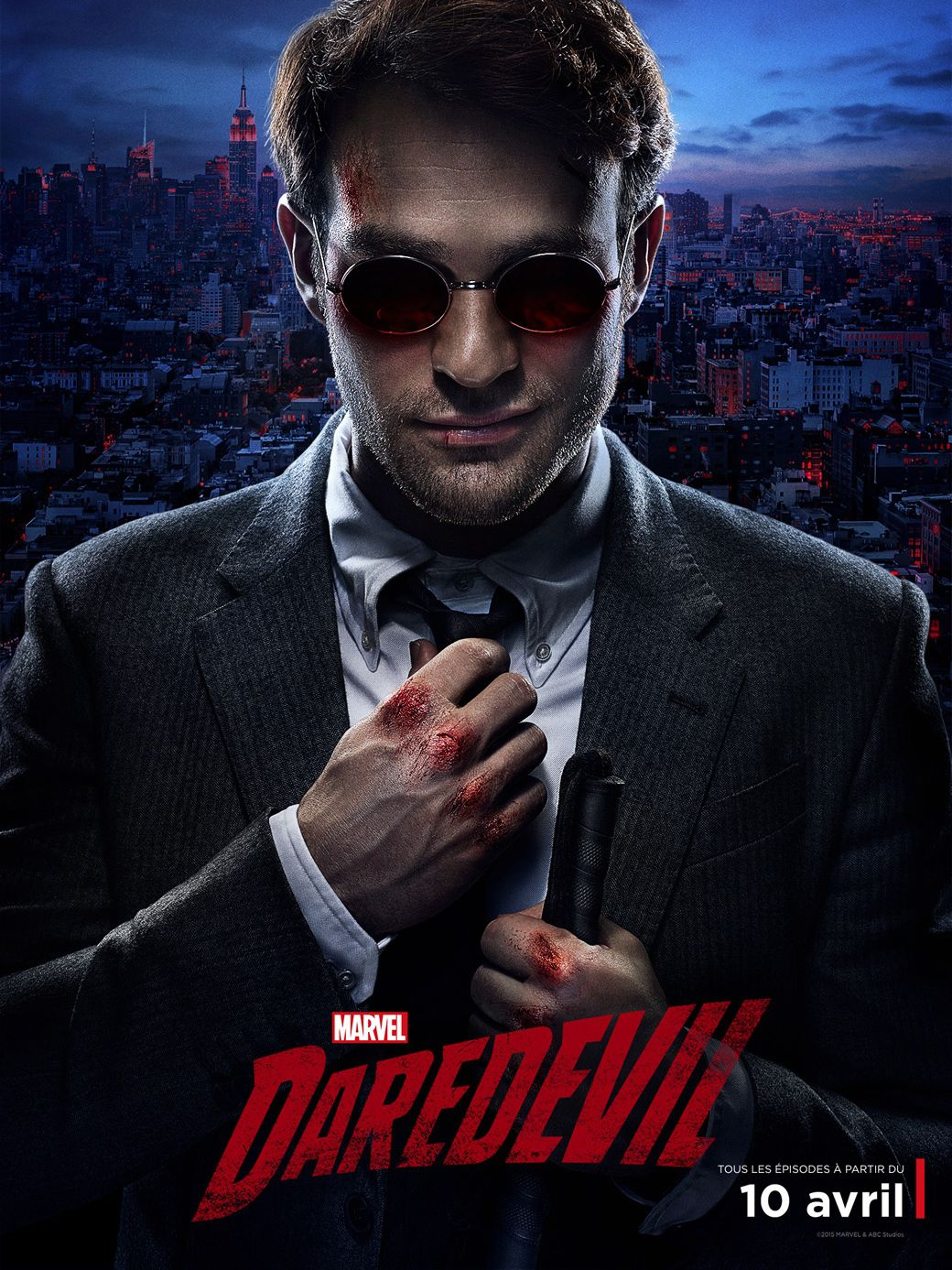 Voir Film Marvel's Daredevil - Série (2015) streaming VF gratuit complet
