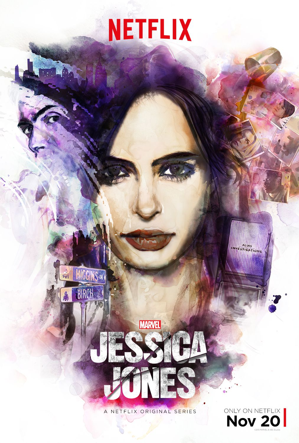 Voir Film Marvel's Jessica Jones - Série (2015) streaming VF gratuit complet