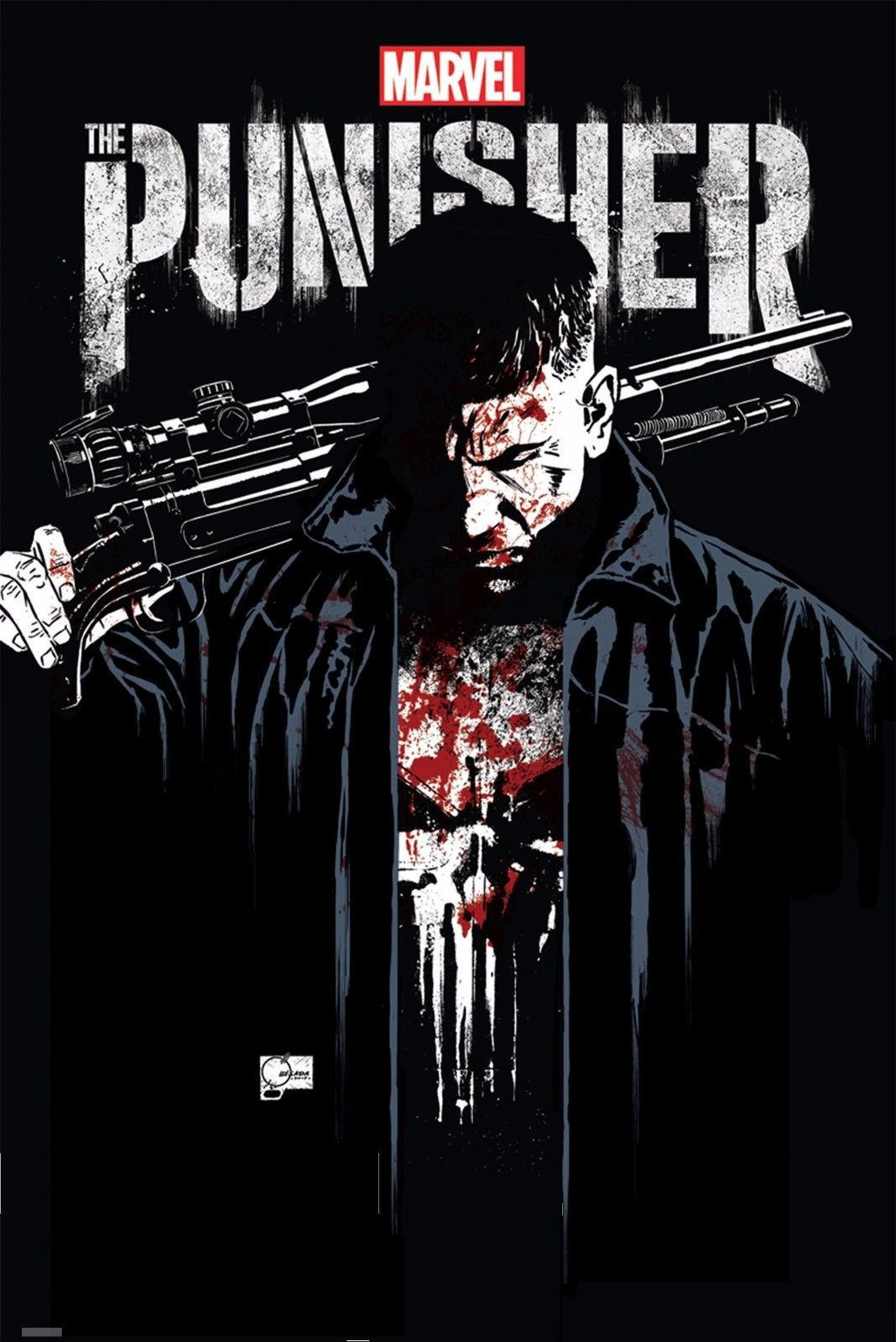 Marvel's The Punisher - Série (2017) streaming VF gratuit complet