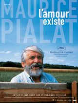 Maurice Pialat, l'amour existe - Documentaire (2007)