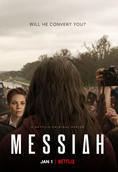 Messiah - Série (2020) streaming VF gratuit complet