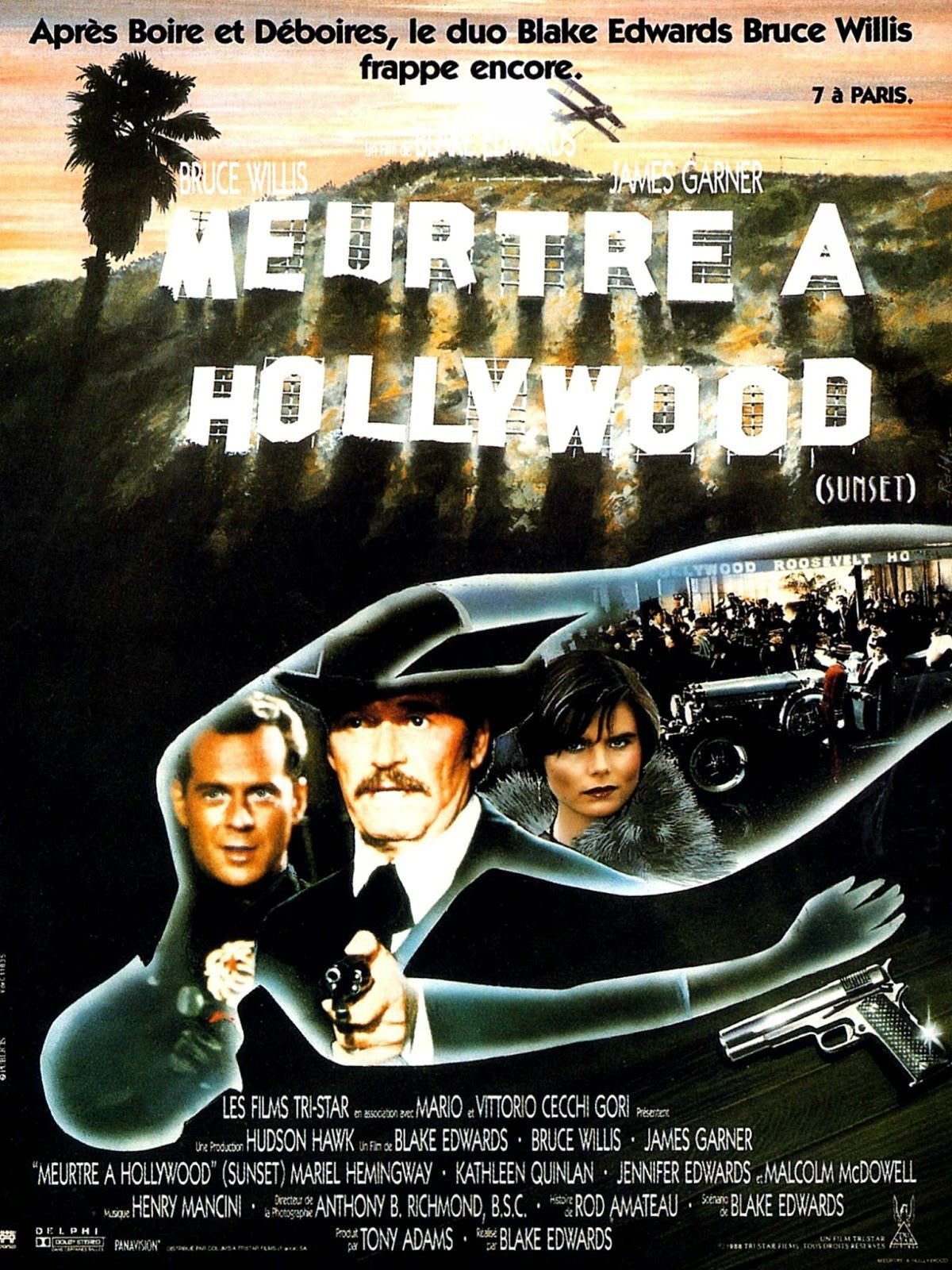 Meurtre à Hollywood - Film (1988) streaming VF gratuit complet