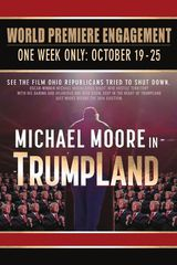 Michael Moore in TrumpLand - Documentaire (2016) streaming VF gratuit complet