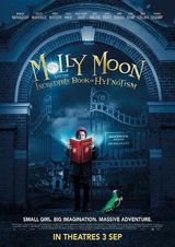 Molly Moon and the Incredible Book of Hypnotism - film (2015)