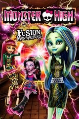 Monster High : Fusion monstrueuse - Film (2014)
