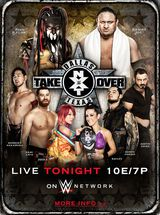 NXT TAKEOVER : DALLAS - Spectacle (2016)