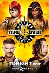 NXT TakeOver : Orlando - Spectacle (2017)