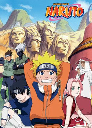 Naruto - Anime (2002) streaming VF gratuit complet