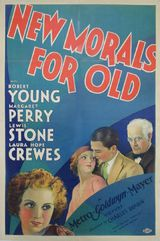 New Morals for Old - Film (1932)