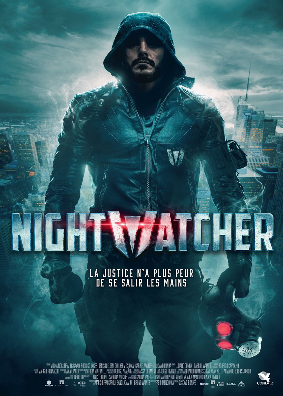Voir Film Nightwatcher - Film (2018) streaming VF gratuit complet