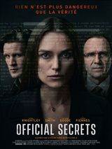 Official Secrets - Film (2020) streaming VF gratuit complet