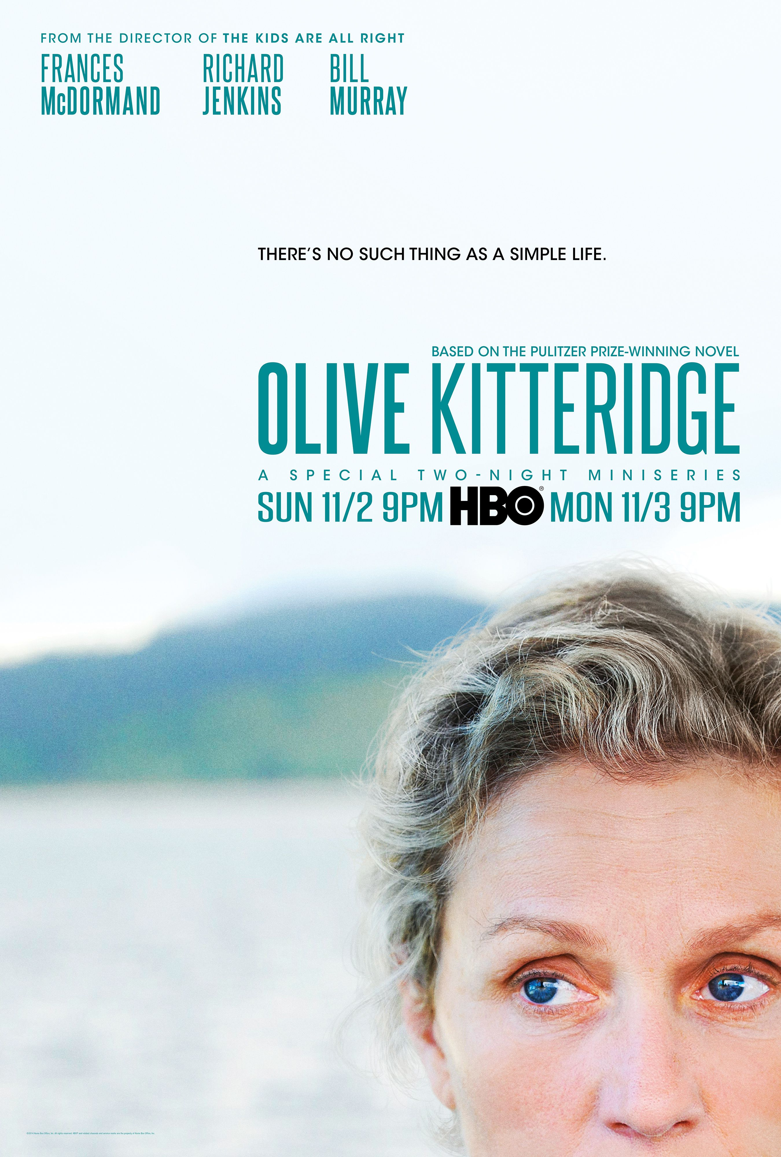 Olive Kitteridge - Série (2014) streaming VF gratuit complet