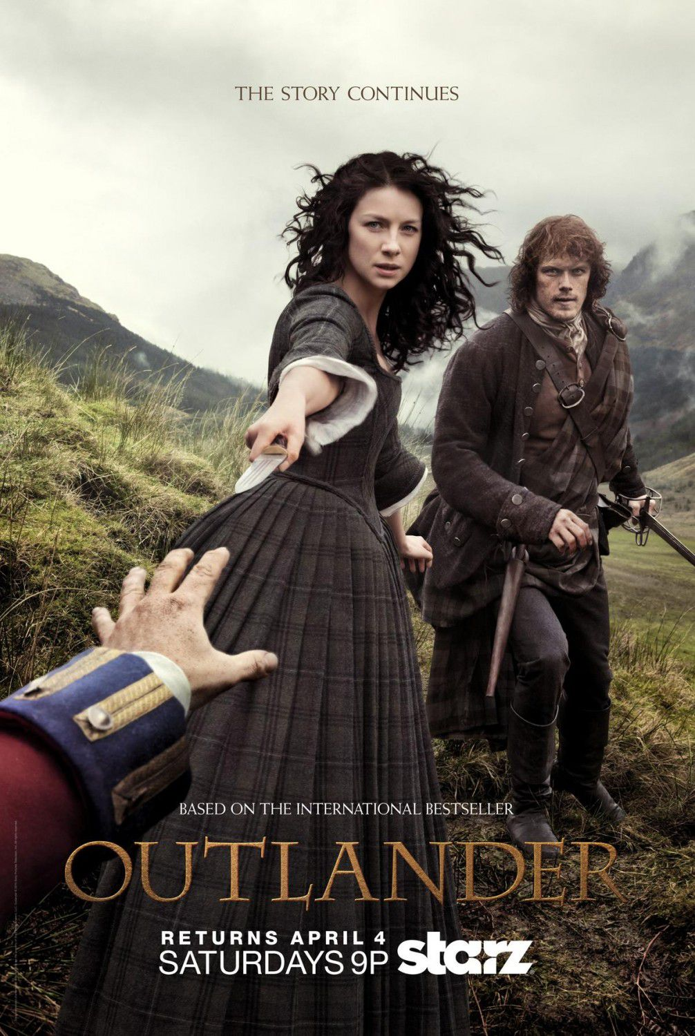 Outlander - Série (2014) streaming VF gratuit complet