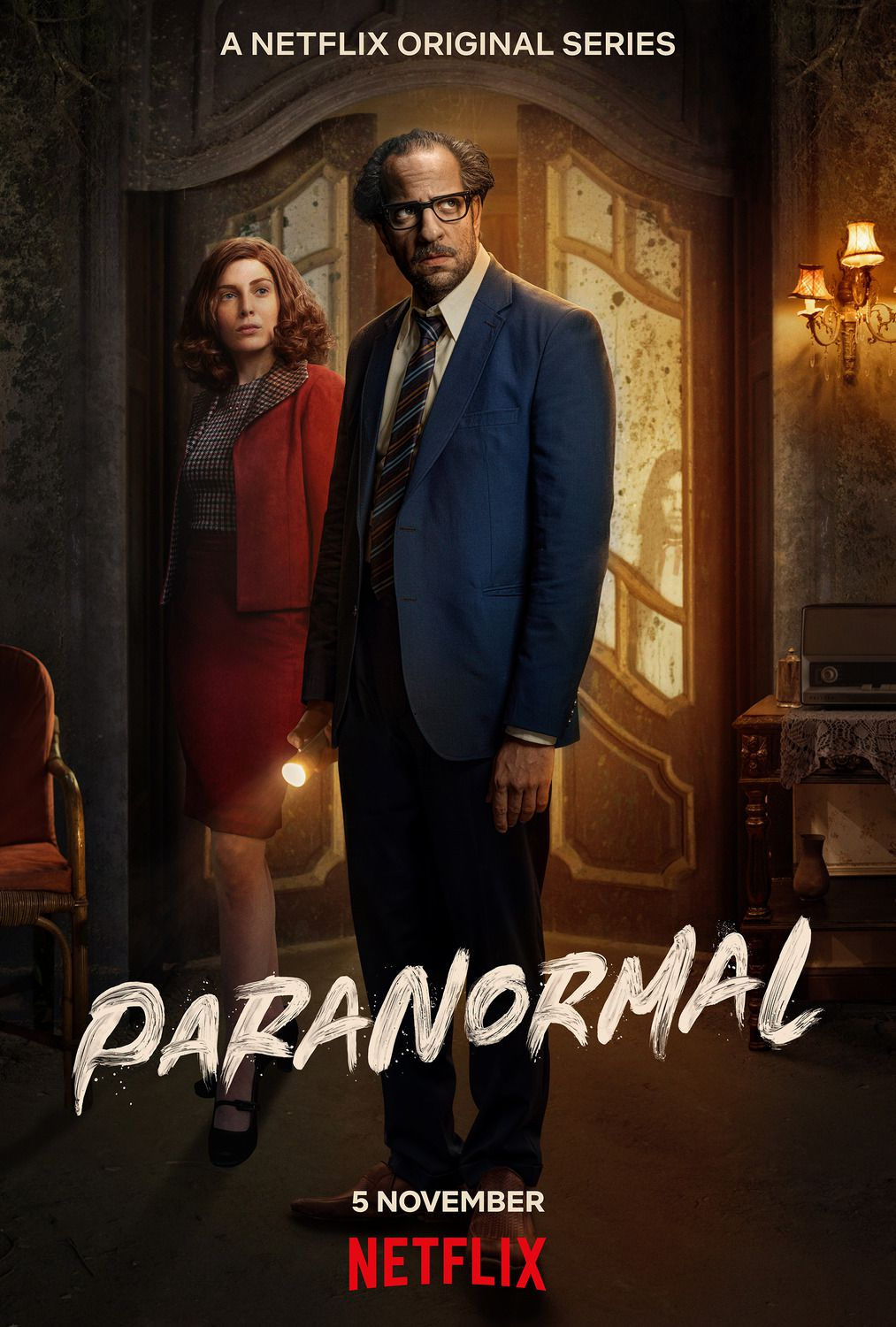Paranormal - Série (2020) streaming VF gratuit complet