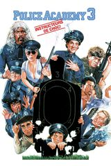 Police Academy 3 : Instructeurs de choc - Film (1986) streaming VF gratuit complet