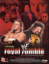 Royal Rumble 2000 - Spectacle (2000)