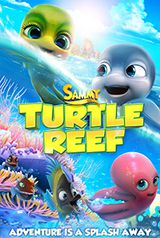 Sammy and Co: Turtle Reef - Long-métrage d'animation (2016)