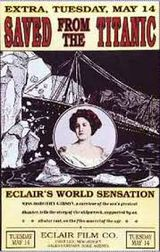 Saved from the Titanic - Court-métrage (1912) streaming VF gratuit complet