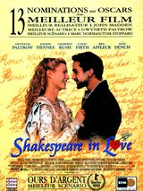 Shakespeare in Love - Film (1998) streaming VF gratuit complet
