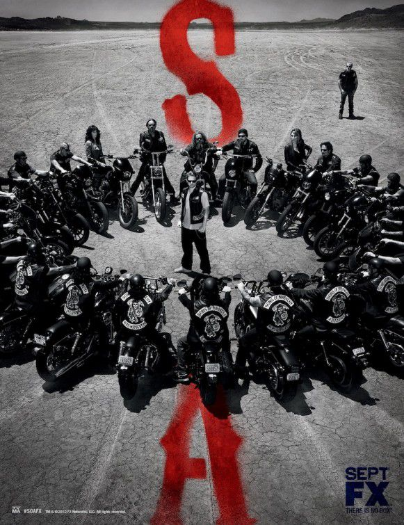 Voir Film Sons of Anarchy - Série (2008) streaming VF gratuit complet