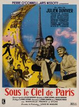 Sous le ciel de Paris - Film (1951) streaming VF gratuit complet