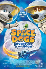 Space Dogs Adventure to the Moon - film (2016)