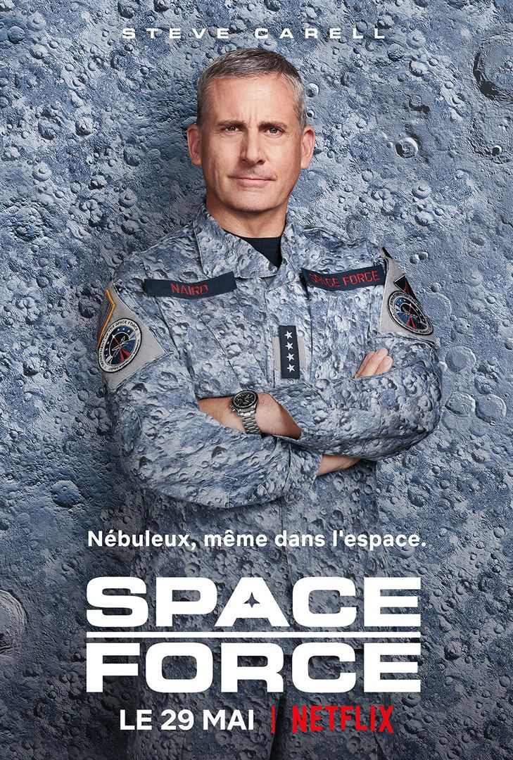 Space Force - Série (2020) streaming VF gratuit complet