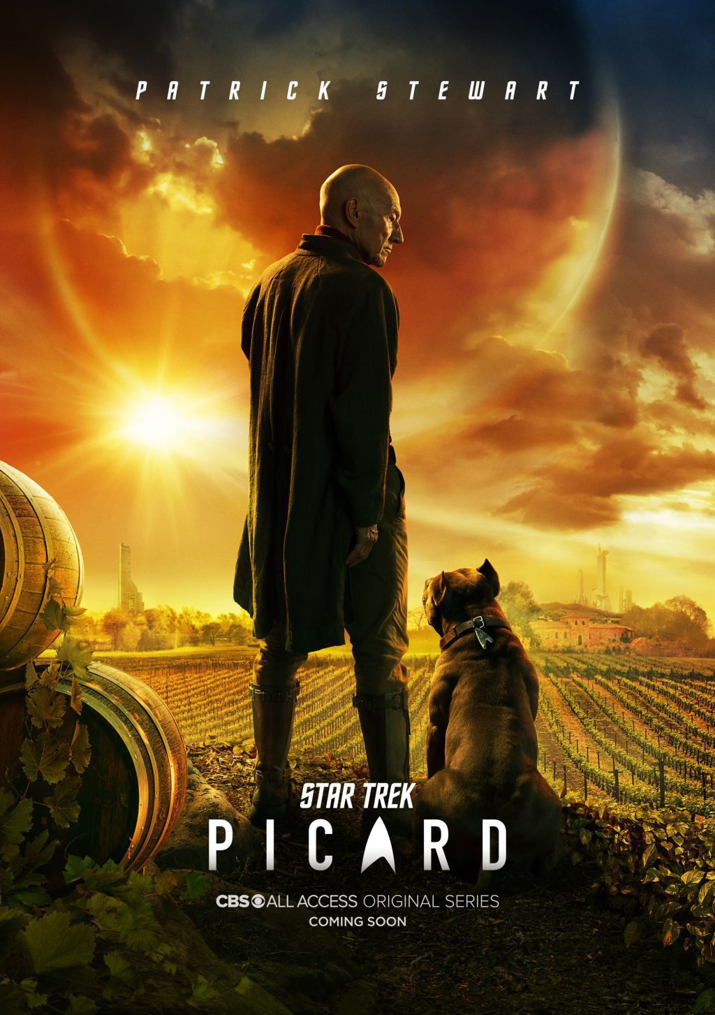 Star Trek : Picard - Série (2020) streaming VF gratuit complet