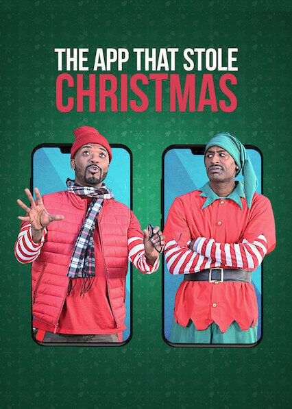Voir Film The App That Stole Christmas - Film (2020) streaming VF gratuit complet
