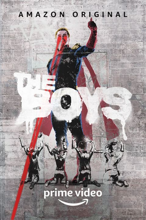 The Boys - Série (2019) streaming VF gratuit complet