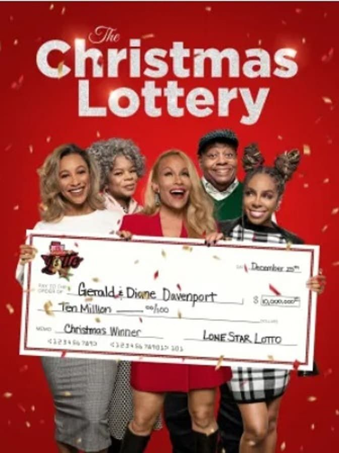 Voir Film The Christmas Lottery - Film (2020) streaming VF gratuit complet