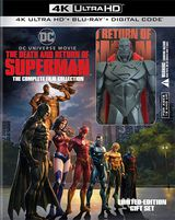 The Death and Return of Superman - Long-métrage d'animation (2019) streaming VF gratuit complet