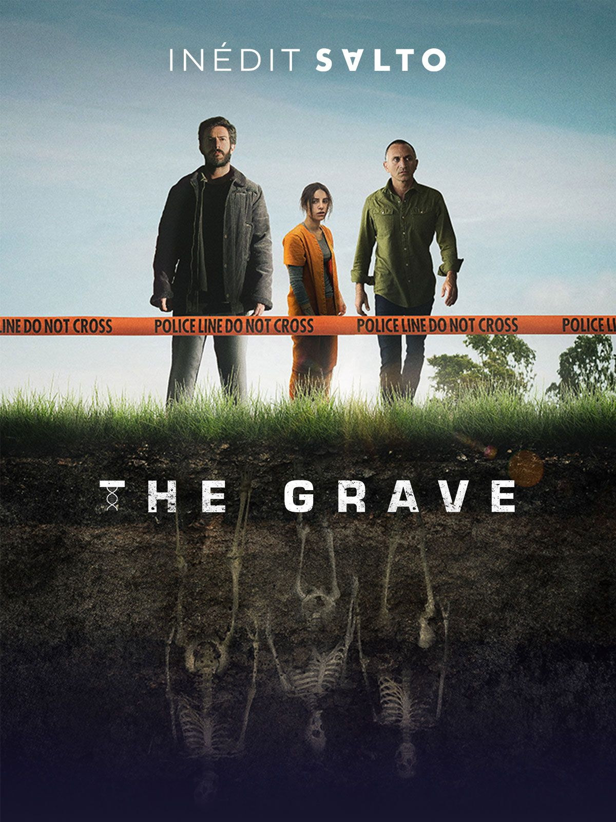 The Grave - Série (2021) streaming VF gratuit complet