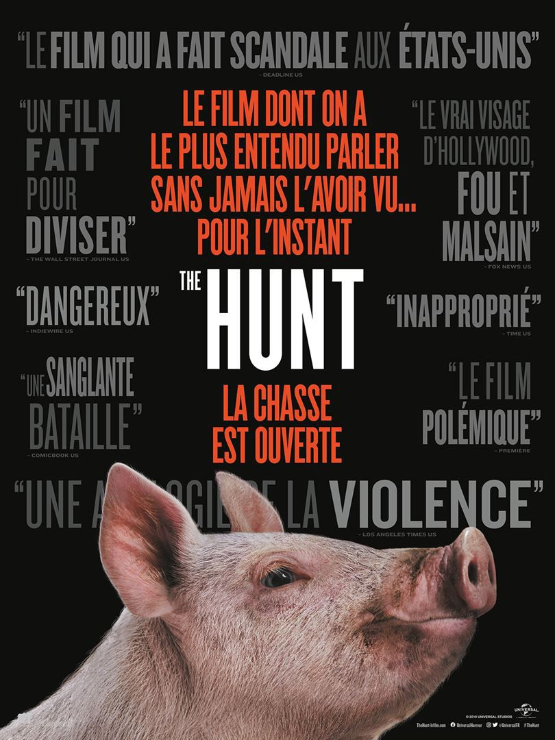 The Hunt - Film (2020) streaming VF gratuit complet