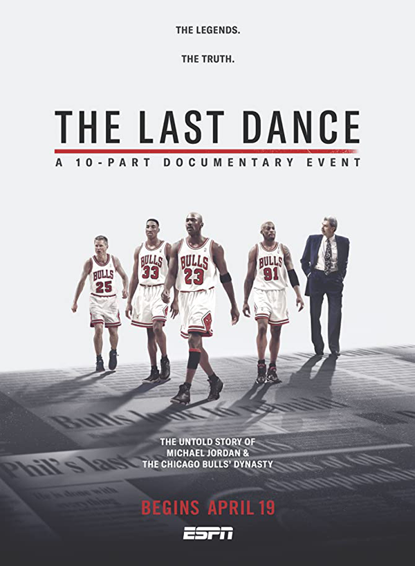 The Last Dance - Série (2020) streaming VF gratuit complet