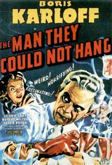 The Man They Could Not Hang - Film (1939)