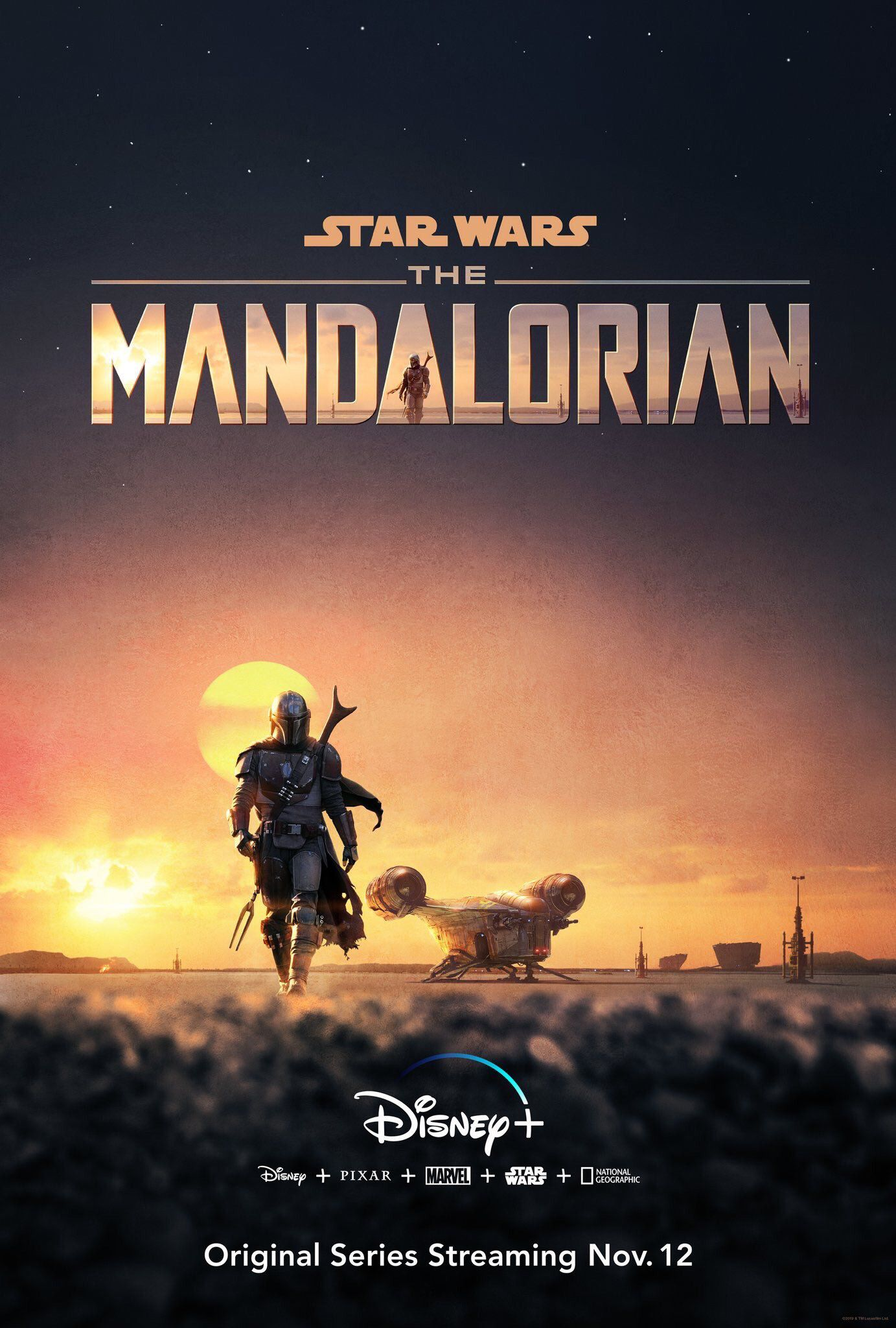 The Mandalorian - Série (2019) streaming VF gratuit complet