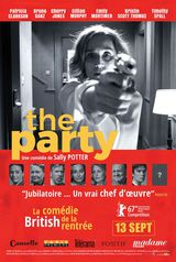 The Party - Film (2017)