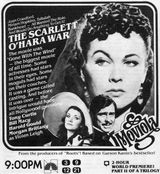 The Scarlett O'Hara War - Téléfilm (1980)