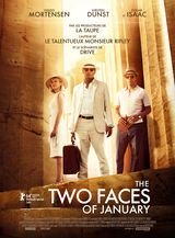 The Two Faces of January - Film (2014)