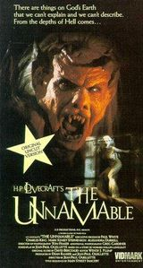 The Unnamable - Film (1988)