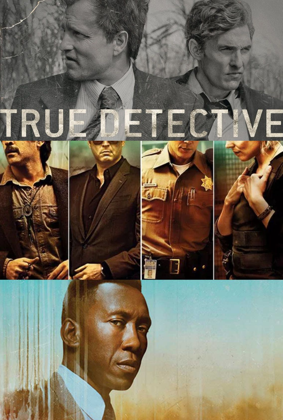 True Detective - Série (2014) streaming VF gratuit complet
